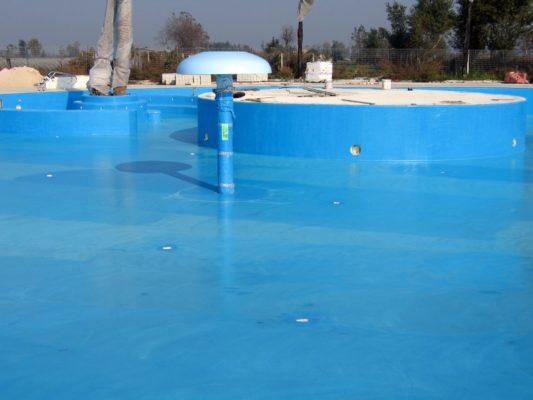 Acrilet 1260 мастика для бассейнов